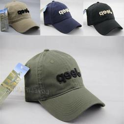 2020 Jeep Men Women Hat Cotton Baseball Cap Golf Hat Ball Ca