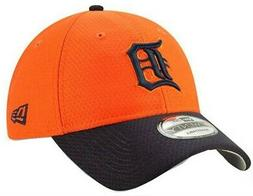 New Era 2019 MLB Detroit Tigers Baseball Cap Hat ROAD Bat Pr
