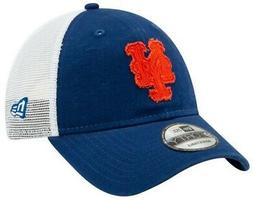 New Era 2019 MLB New York Mets Baseball Cap Hat Truckered Fr