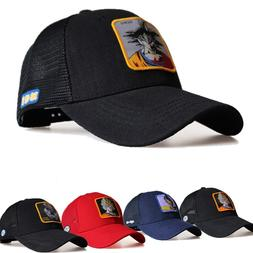 2019 New Dragon Ball Mesh <font><b>Hat</b></font> Cool Boy G