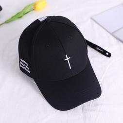 2019new Simple Cross Embroidery <font><b>Baseball</b></font>