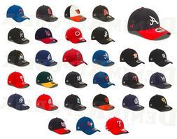 NEW ERA 3930 MLB Cap All Teams Baseball Stretch Fit Team Cla