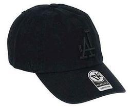 Women's '47 Clean Up La Dodgers Baseball Cap - Black