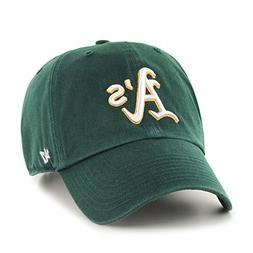 '47 Brand Oakland Athletics Clean Up Hat