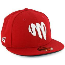 New Era 5950 Diablos Rojos del Mexico Fitted Hat  LMB Baseba