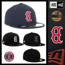 New Era 59FIFTY BOSTON RED SOX Game GM MLB Baseball Cap fitt