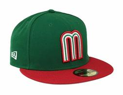 New Era 59Fifty Cap Mexico World Baseball Classic Fitted Hat