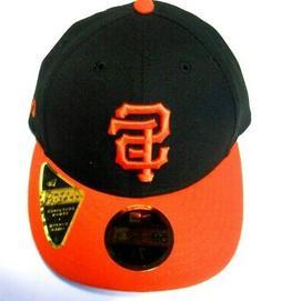 NEW ERA 59Fifty MLB Baseball Adult Fitted Hat Cap San Franci