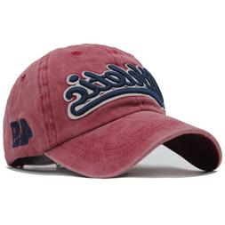 6 Color Washed Cotton Men <font><b>Baseball</b></font> Cap S