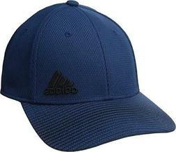 adidas 976257 Mens Release Stretch Fit Structured Cap L/- Ch