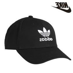 Adidas Clover Man Running Hat Bounet Peaked Sports <font><b>