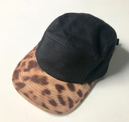 TOP LEVEL Adjustable Cadet Cap Hat Baseball Military animal