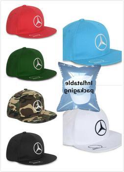 Adjustable Snapback LOGO Hat Hip Hop Baseball Cap Hats Plain