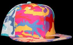 Andy Warhol New Era 59Fifty Fitted Baseball Hat Pop Art Prin
