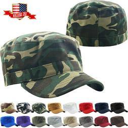 Army Cadet Military Patrol Castro Cap Hat Men Women Golf Dri