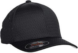 Flexfit Flexfit Athletic Mesh Cap, OS, Black