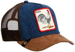 Men's Goorin Brothers Barnyard King Trucker Hat - Black