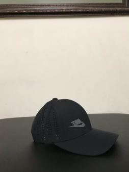 Nike Baseball Black Hat Cap, Adjustable Back