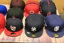 New Era 59Fifty Baseball Cap Hat Caps Hats Yankees Cardinals