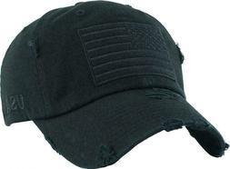 Kbethos Baseball Cap Hat Special Forces USA Flag Army Milita