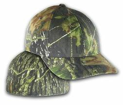 Big Size Mossy Oak 4XL FlexFit Baseball Cap BIGHEADCAPS