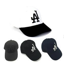 Embroidery LA Los Angeles Dodgers Baseball Caps Hats Men Wom