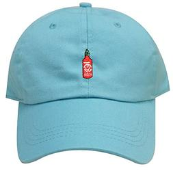 City Hunter C104 Hot Sauce Cotton Baseball Dad Caps 20 Color
