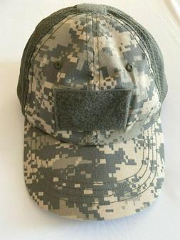 camo baseball hat mesh back
