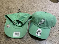 CHICAGO WHITE SOX Brand New MINT GREEN Baseball Cap '47 Clea