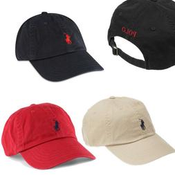 Classic RL Polo Small Embroidery Pony Baseball Cap Mens Wome