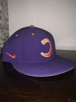 Clemson Tigers Nike Dri-Fit Performance True-Fitted Hat  Siz