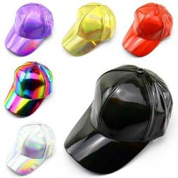 Color Changing Baseball Caps Adjustable Hip Hop Rainbows Fas