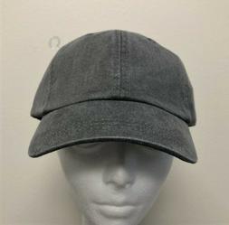 ADAMS Cool Crown Charcoal Gray Baseball Hat / Cap Strapback