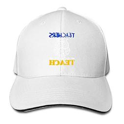 Customized Unisex Trucker Baseball Cap Adjustable Teacher Ow