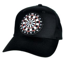 Dart Board Game Hat Baseball Cap Alternative Clothing Vintag