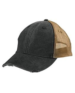 Adams Durable Structured Ollie Cap, FOREST/TAN, One Size