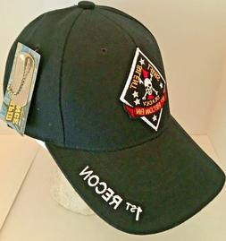 Rapid Dominance Embroidered Military Baseball Cap Adjustable