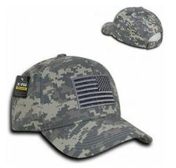 Rapid Dominance Embroidered Operator Flag Baseball Cap Hat C