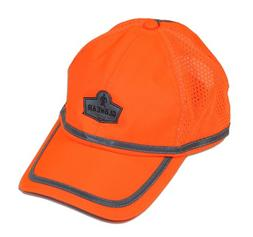 Ergodyne GloWear 8930 Class Headwear Hi-Vis Baseball Cap by