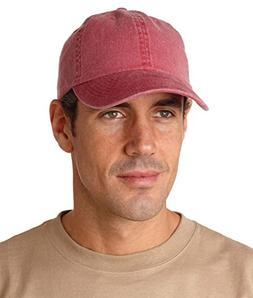 Adams Essentials Pigment Dyed Twill Cap