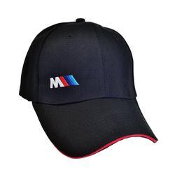 Fashion Cotton <font><b>hat</b></font> Car logo <font><b>M</