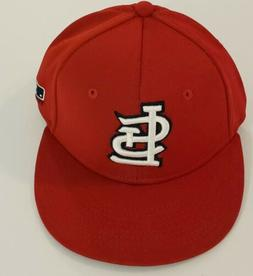 Fitted St. Louis Cardinals Red Baseball Ball Cap Hat YOUTH s