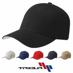 WHOLESALE Flex Fit 5001 V-Flexfit Cotton Baseball Cap Fitted