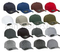FLEXFIT DELTA TECH Hat, FITTED, Mens S/M, L/XL, Sports, Golf