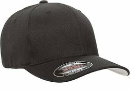 Flexfit/Yupoong Men's Wool Blend Athletic Baseball Fitted Ca