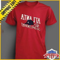 FREESHIP Atlanta Braves Baseball Hat 2019 NL East Champs T-S