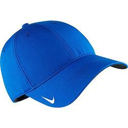 Nike Golf Tech Blank Hat - Game Royal/White