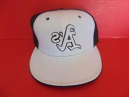 HAT OAKLAND A's New Era Baseball Cap NEW Athletics MLB White