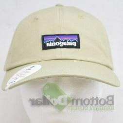 Patagonia Hat P-6 Label Trad Cap - Weathered Stone