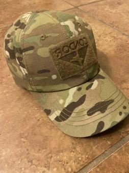 Condor Hat Tactical Multicam Military Adjustable One Size Ba